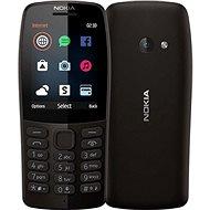 Nokia 210 čierny - Mobilný telefón