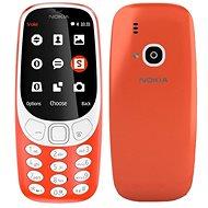 Nokia 3310 (2017) Red - Mobilný telefón