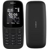 Nokia 105 (2017) černá Dual SIM - Mobilný telefón