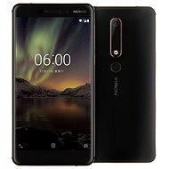 Nokia 6.1 Dual SIM Black/Copper - Mobilný telefón