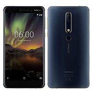 Nokia 6.1 Blue Dual SIM - Mobilný telefón