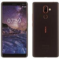 Nokia 7 Plus Black - Mobilný telefón