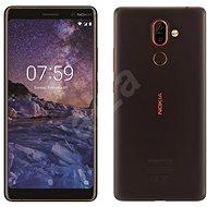 Nokia 7 Plus Dual SIM Black - Mobilný telefón