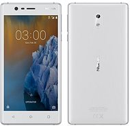 Nokia 3 White Silver - Mobilný telefón