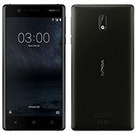 Nokia 3 Matte Black Dual SIM - Mobilný telefón