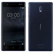 Nokia 3 Tempered Blue Dual SIM - Mobilný telefón