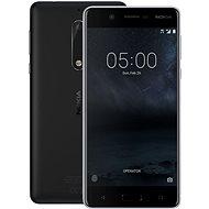 Nokia 5 Matte Black Dual SIM - Mobilný telefón