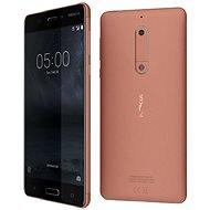 Nokia 5 Copper Dual SIM - Mobilný telefón