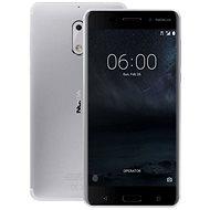 Nokia 6 Silver - Mobilný telefón