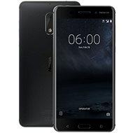 Nokia 6 Matte Black Dual SIM - Mobilný telefón