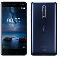 Nokia 8 Dual SIM Tempered Blue - Mobilný telefón