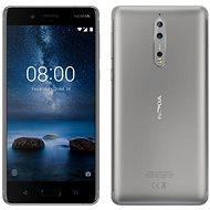 Nokia 8 Dual SIM Steel - Mobilný telefón