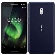 Nokia 2.1 Single SIM modrá - Mobilný telefón