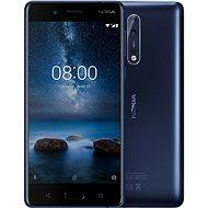 Nokia 8 Single SIM Tempered Blue - Mobilný telefón