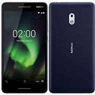Nokia 2.1 Single SIM modrý - Mobilný telefón
