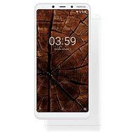 Nokia 3.1 Plus bílá - Mobilný telefón