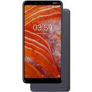 Nokia 3.1 Plus šedá - Mobilný telefón