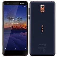 Nokia 3.1 Dual SIM modrý - Mobilný telefón