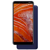 Nokia 3.1 Plus Dual SIM modrý