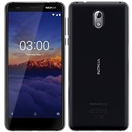 Nokia 3.1 Single SIM černý - Mobilný telefón