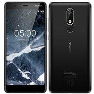 Nokia 5.1 Dual SIM čierny - Mobilný telefón