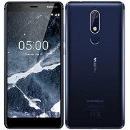 Nokia 5.1 Dual SIM modrý - Mobilný telefón