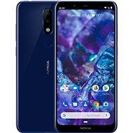 Nokia 5.1 Plus Blue - Mobilný telefón