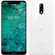 Nokia 5.1 Plus White