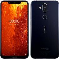 Nokia 8.1 modrý - Mobilný telefón
