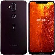 Nokia 8.1 fialová - Mobilný telefón