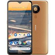 Nokia 5.3 hnedá - Mobilný telefón
