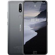 Nokia 2.4 sivý - Mobilný telefón