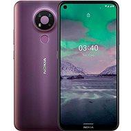 Nokia 3.4 64 GB fialový - Mobilný telefón