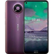 Nokia 3.4 32 GB fialový - Mobilný telefón