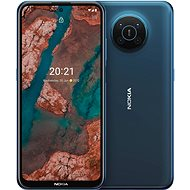 Nokia X20 Dual SIM 5G 128 GB modrý - Mobilný telefón