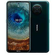 Nokia X10 Dual SIM 5G 4 GB/128 GB zelený - Mobilný telefón