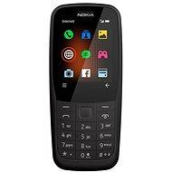 Nokia 220 4G Dual SIM čierna - Mobilný telefón