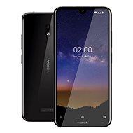 Nokia 2.2 Dual SIM čierna - Mobilný telefón