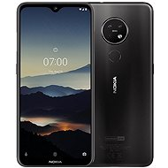 Nokia 7.2 Dual SIM čierny - Mobilný telefón