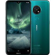 Nokia 7.2 Dual SIM zelená - Mobilný telefón