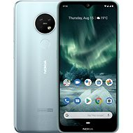 Nokia 7.2 Dual SIM strieborný - Mobilný telefón