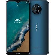 Nokia G50 Dual SIM 5G 4 GB/128 GB modrý
