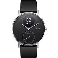 Nokia Steel HR Black (36mm) - Smart hodinky