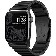 Nomad Titanium Band Black Apple Watch 44/42mm - Remienok