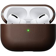 Nomad Leather Case Brown Apple AirPods Pro - Puzdro na slúchadlá