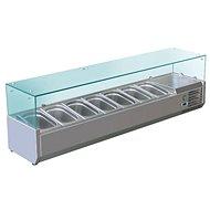 NORDline GN 1500 TN-C - Chladiaca vitrína