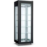 NORDline RT 400L-2 BLACK - Chladiaca vitrína