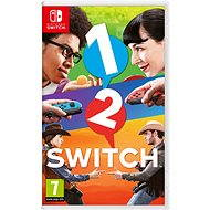 1 2 Switch – Nintendo Switch - Hra na konzolu