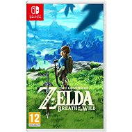 The Legend of Zelda: Breath of the Wild – Nintendo Switch - Hra na konzolu