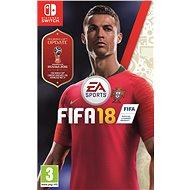 FIFA 18 – Nintendo Switch - Hra na konzolu